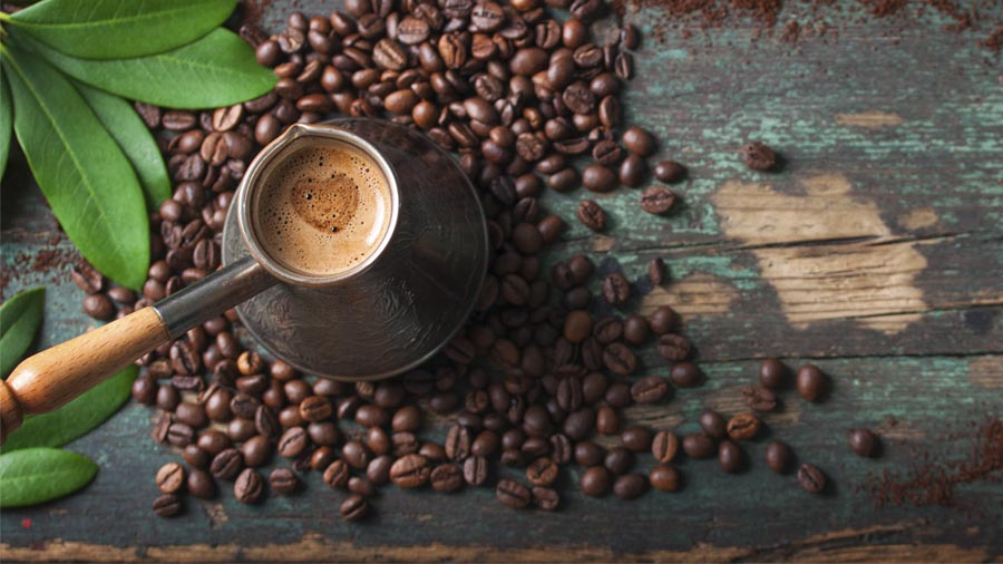 Café de especialidad microtostador
